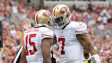 Kaepernick, 49ers rip Bucs 33-14, win 4th in a row
