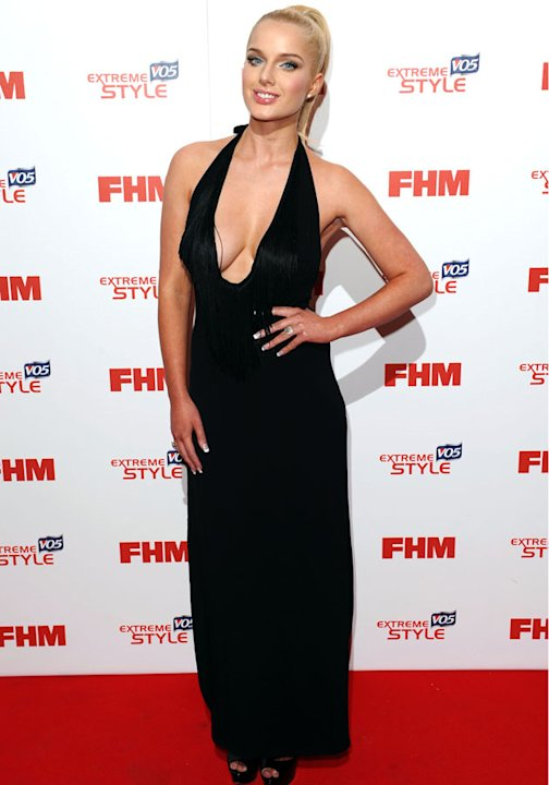 FHM Sexiest Women Awards: Helen Flanagan All images [Rex]