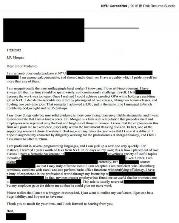 Cover Letter Examples and Guides LinkedIn