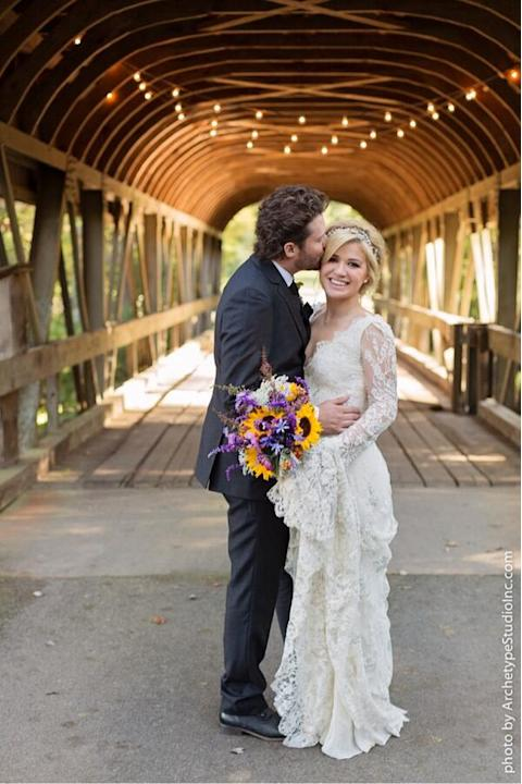 8. Kelly Clarkson and Brandon Blackstock