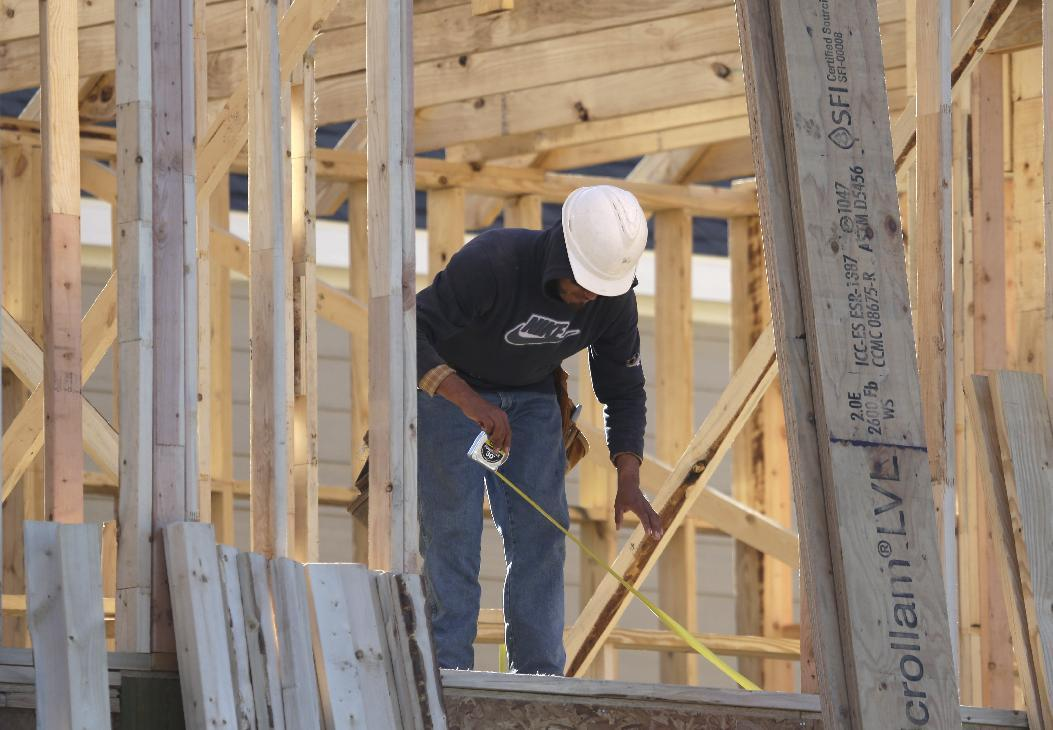 US home construction off to weak March start
