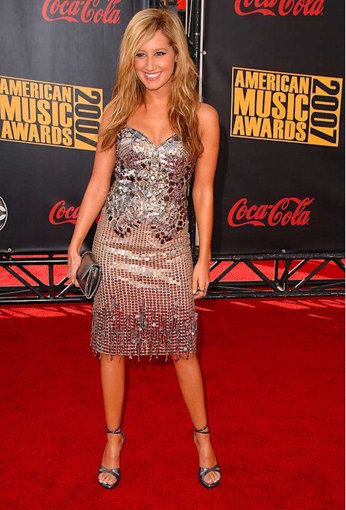 Tisdale Ashley AMA Awards