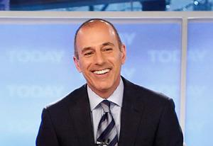 Matt Lauer | Photo Credits: Peter Kramer/NBC