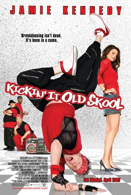 Jamie Kennedy stars in Yari Film Group's Kickin' It Old Skool