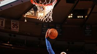 Knicks rout Blazers after D'Antoni's departure
