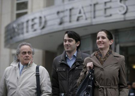 U.S. lawmakers unlikely to get answers from ex-drug executive Shkreli