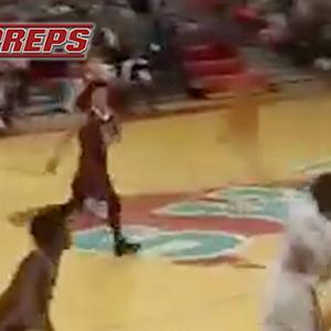 Allan Biven nails full-court buzzer beater - #MPTopPlay