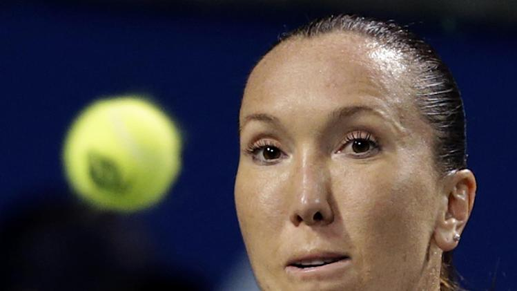 Jankovic beats Pavlyuchenkova at China Open