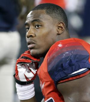 Arizona All-America RB Carey will enter NFL draft