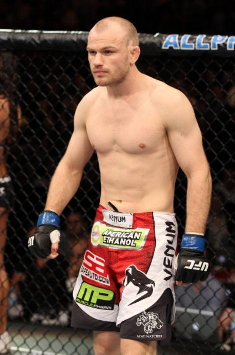 UFC 154's Martin Kampmann Sees GSP Quitting Against Condit, Says He's Next for Title Shot