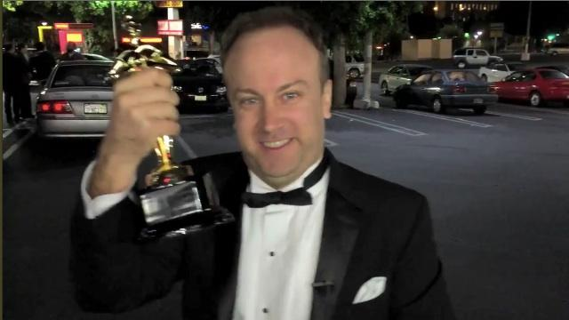 This Guy Pretends He Won An Oscar And They Literally Give Him A Car