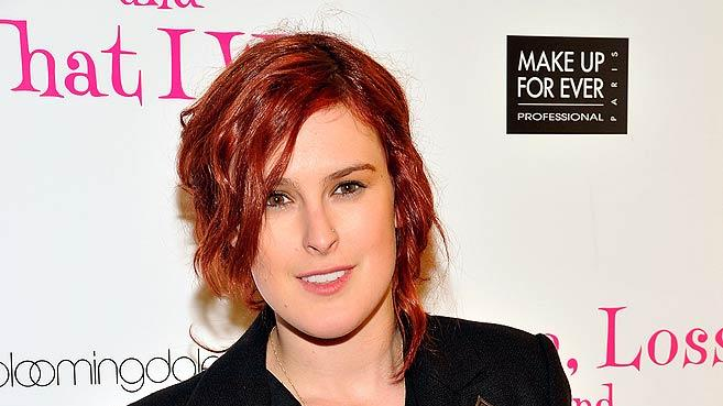 Rumer Willis Love Loss Evnt