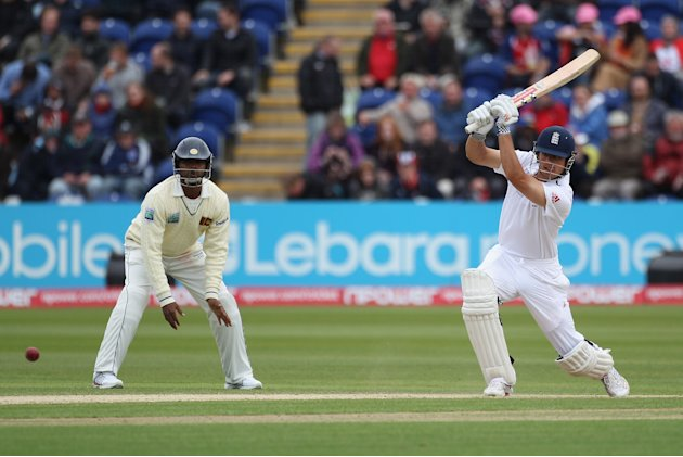 England v Sri Lanka: 1st npower Test - Day Three