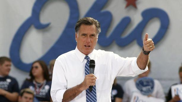 Romney Raised $170 Million in September, Almost as Much as Obama