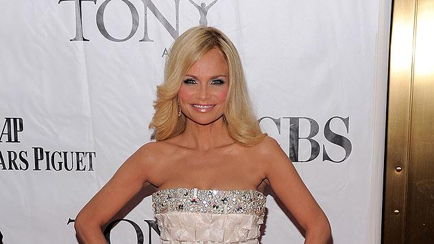 Chenoweth Kristin Tony Awards