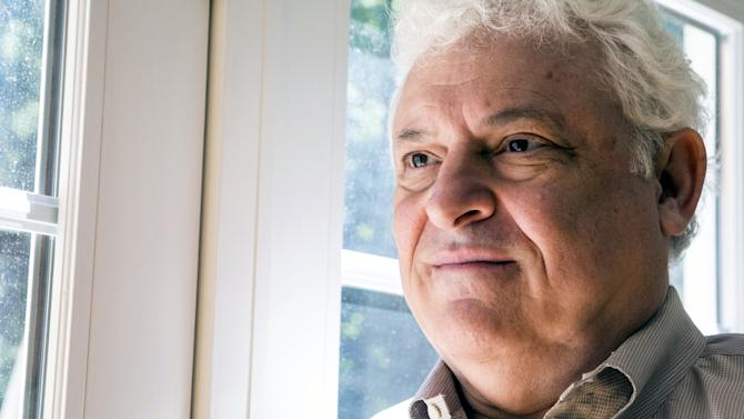 Arthur Caplan, director of the Division of Medical Ethics at New York University Langone Medical Center, is pictured at his home in Ridgefield, Connecticut