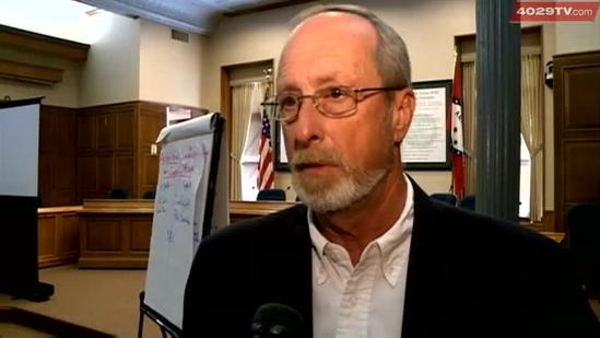 Fayetteville, Fort Smith Mayors team up to help Arkansas River barge traffic
