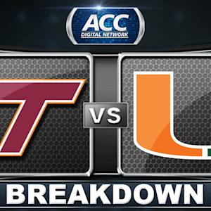 Virginia Tech vs Miami Breakdown | 2014 ACC Men's Basketball Tournament