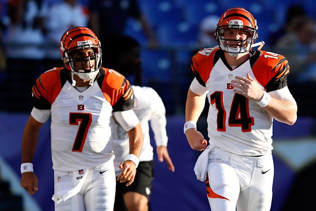 Cincinnati Bengals v Baltimore Ravens