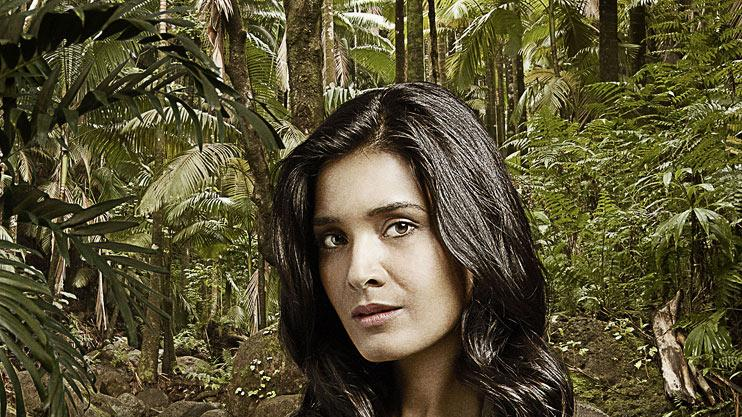 "Shelley Conn stars as Elisabeth Shannon  in ""Terra Nova."""