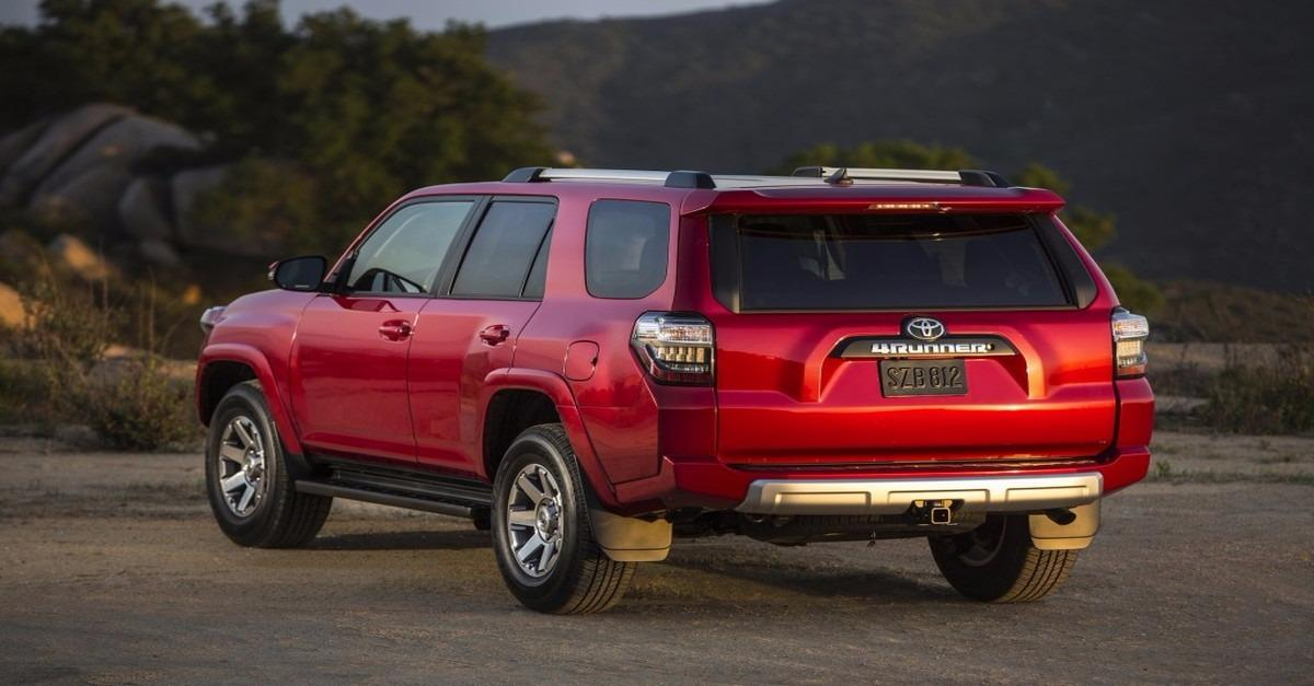 Checkout the New Look 4Runner, Summer Sales Event