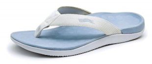 Orthaheel Wave Sandal, $54.99, orthaheelusa.com