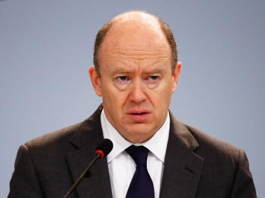 One of Deutsche Bank's biggest hires of 2015 just left