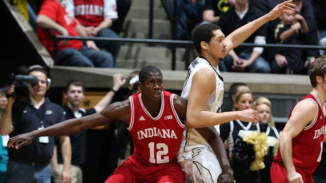 NCAA Basketball: Indiana at Purdue