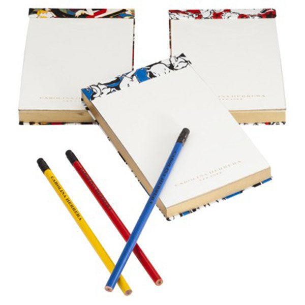Carolina Herrera stationery set, $19.99, target.com