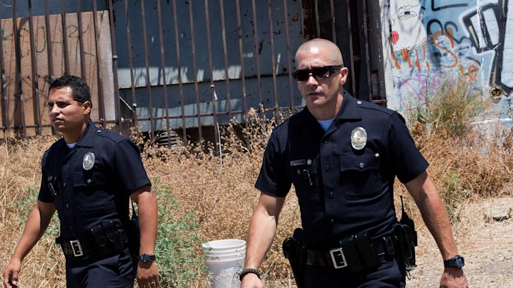 End of Watch Stills