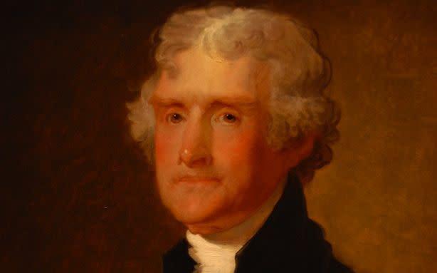 A History Spat Over Thomas Jefferson's Slaveholding