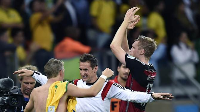 Argentina-Germany Preview