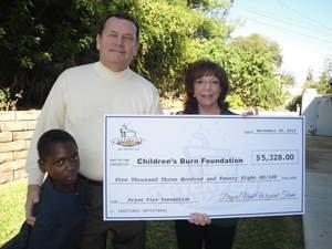 Dryer Vent Wizard Witnesses How Fundraising Efforts Help Child Burn Victim