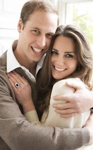 Prince William and Kate Middleton. Photo: Mario Testino/Clarence House Press Office via Getty Images
