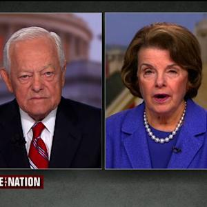 "Dianne Feinstein: NFL violence ""has gone on too long"""