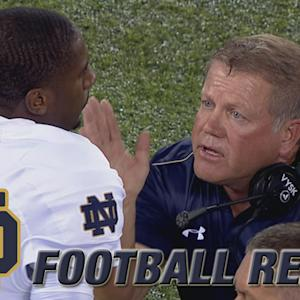 Brian Kelly's Relationship with Everett Golson | Notre Dame Football Report