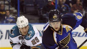 Allen makes 39 saves, Blues beat Sharks 4-2