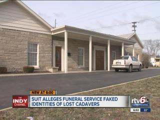 Funeral home accused of combining bodies
