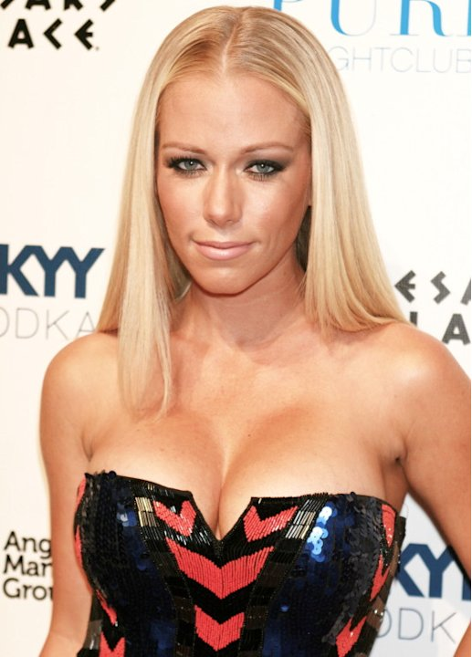 Kendra Wilkinson-Baskett Celebrates Her Birthday At PURE