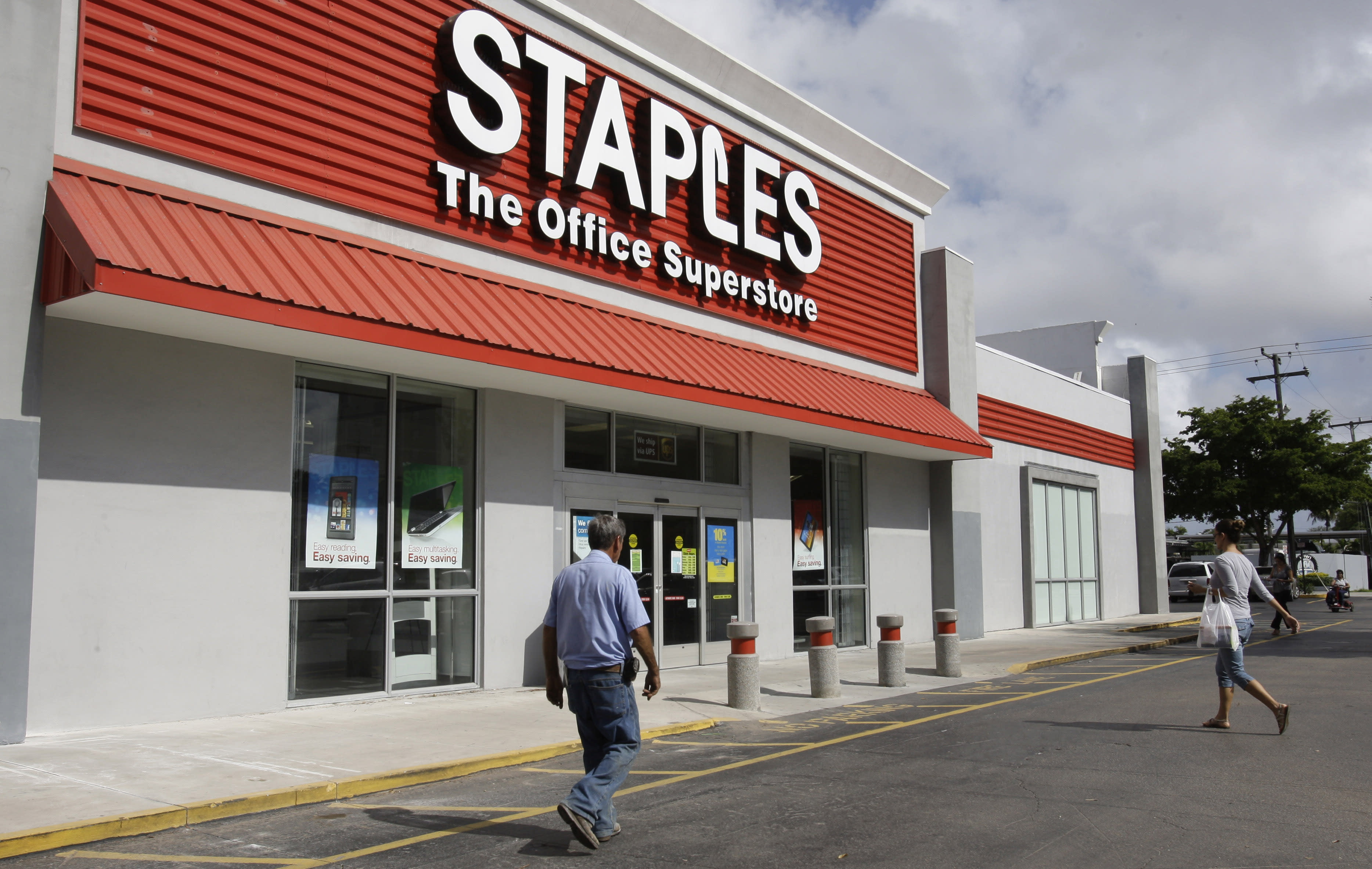 Staples: Customer data exposed in security breach