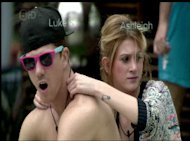 Big Brother 2012: Caroline Is Given A Royal Appointment By BB