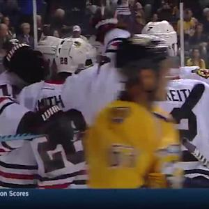 Chicago Blackhawks at Nashville Predators - 10/23/2014