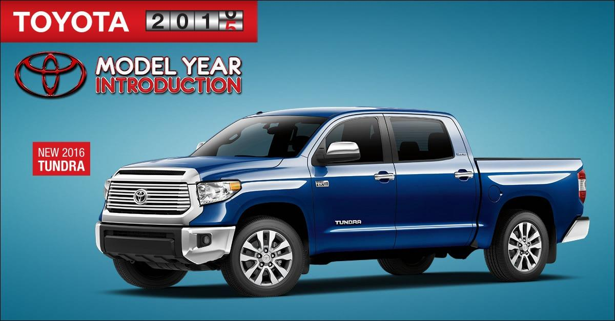 1.9% APR Financing on new 2016 TUNDRA