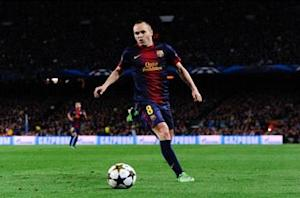 Iniesta set to extend Barcelona contract