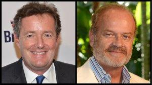 Piers Morgan Says Kelsey Grammer Bailed on Interview After CNN Aired Photo of Ex-Wife Camille