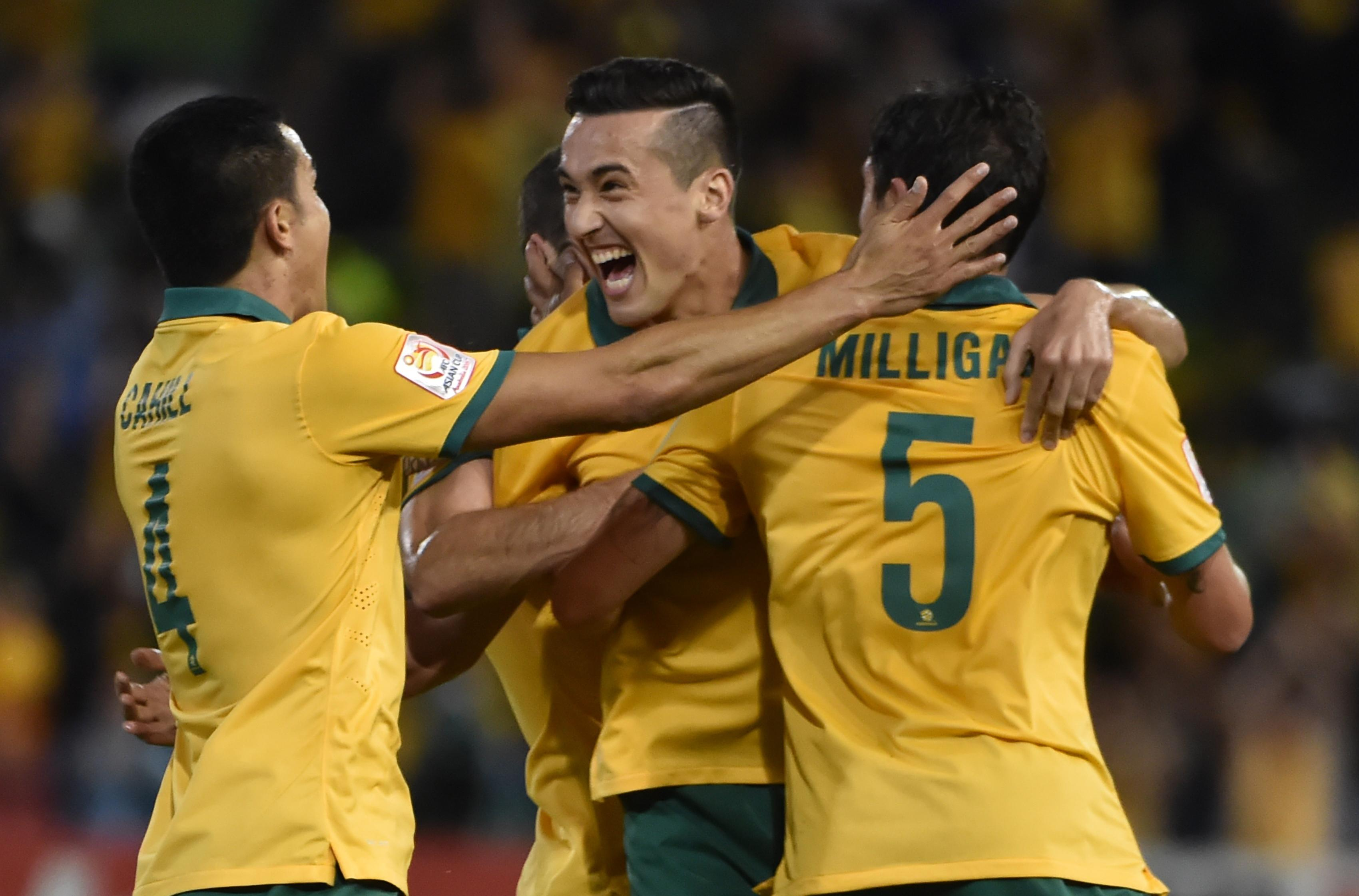 Australia beat UAE to reach Asian Cup final