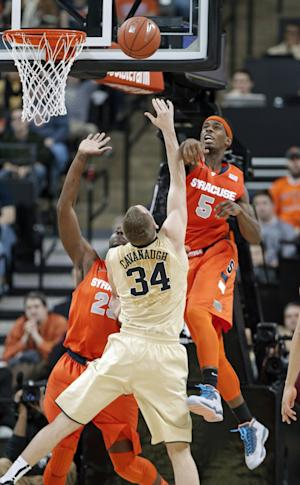 Butler scores 22, leads Syracuse women to win