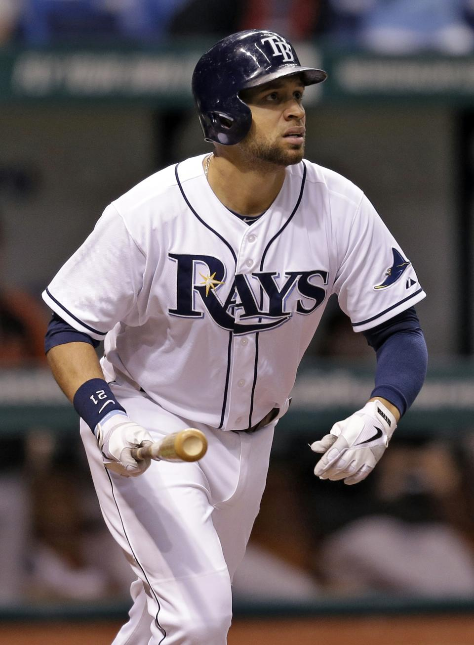 Loney homers in 9th, Rays beat Orioles