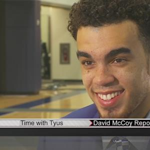 David McCoy Goes 1-On-1 With Tyus Jones