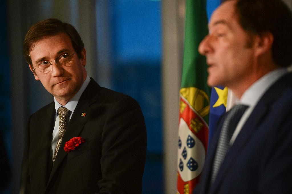 Portugal coalition partners to field joint list in upcoming polls